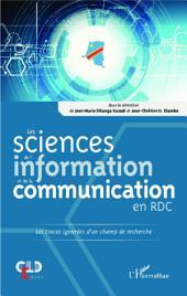 Les sciences de l'information et de la communication en RDC: Les traces ignorées d'un champ de recherche