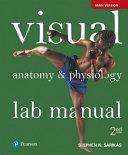 Visual Anatomy and Physiology Lab Manual, Main Version