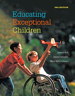 Educating Exceptional Children Book
