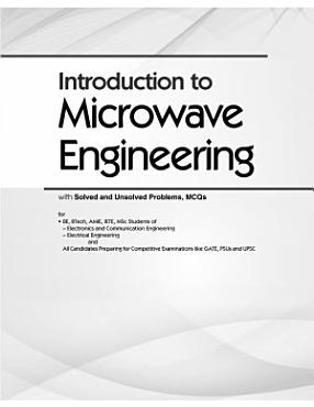 INTRODUCTION TO MICROWAVE ENGINEERING PDF
