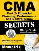 CMA Part 2   Financial Decision Making Exam Secrets Study Guide