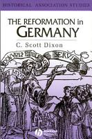 The Reformation in Germany PDF