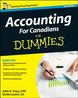 Accounting For Canadians For Dummies PDF