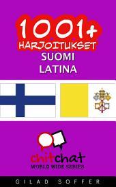 1001+ harjoitukset suomi - latina