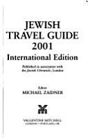 The Jewish Travel Guide PDF