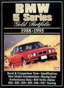 BMW 5 Series 1988-95 Gold Portfolio