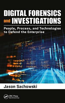 Digital Forensics and Investigations PDF