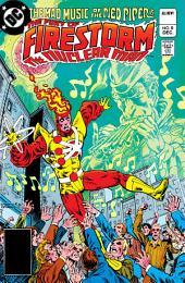 The Fury of Firestorm (1982-) #5