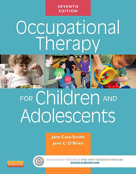 Occupational Therapy For Children And Adolescents