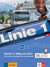 Linie 1 Schweiz A1  Kurs  und   bungsbuch mit DVD ROM PDF