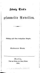 Ludwig Tieck's schriften: Bände 23-24