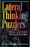 Lateral Thinking Puzzlers PDF