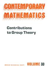 Contributions to Group Theory