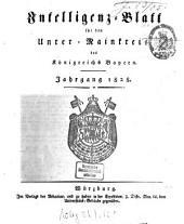 Intelligenzblatt für den Unter-Mainkreis des Königreichs Bayern: 1828, 1