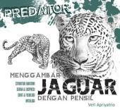 Menggambar Jaguar dengan pensil