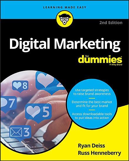 Digital Marketing For Dummies PDF