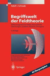 Begriffswelt der Feldtheorie: Praxisnahe, anschauliche Einführung, Ausgabe 5