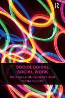 Sociological Social Work PDF