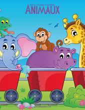 Livre de coloriage pour enfants Animaux 1 & 2