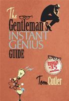 The Gentleman s Instant Genius Guide PDF
