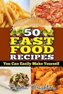Download 50 Fast Food Recipes Book