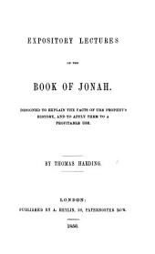Expository Lectures on the book of Jonah