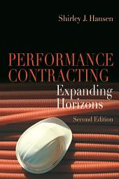 Performance Contracting: Expanding Horizons
