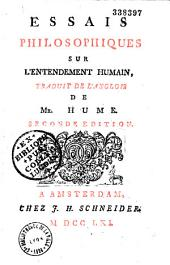 Oeuvres de Mr. Hume