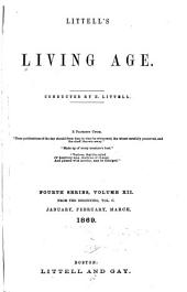 Littell's Living Age: Volume 100