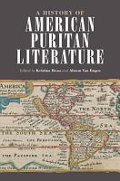 A History of American Puritan Literature PDF