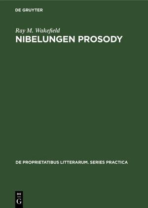 Nibelungen Prosody