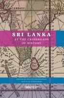 Sri Lanka at the Crossroads of History PDF