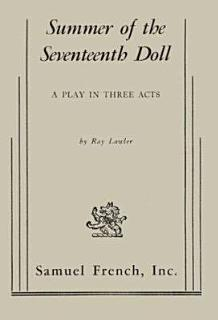 Summer of the Seventeenth Doll Book