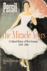 The Miracle Years Book PDF