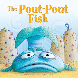 The Pout Pout Fish Book