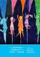 The Sociology of Childhood and Youth in Canada PDF