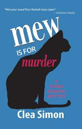 Mew is for Murder: A Theda Krakow Mystery