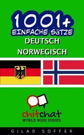 1001+ Einfache Sätze Deutsch - Norwegisch