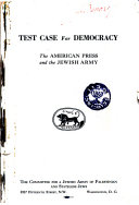 Test Case for Democracy PDF