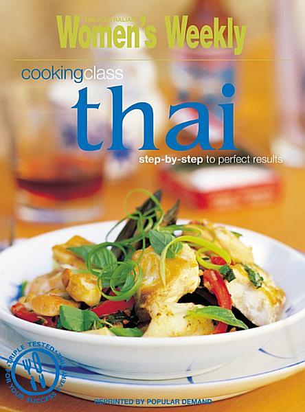 Cooking Class Thai