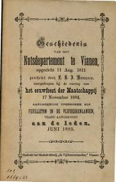Geschiedenis van het Nutsdepartement te Vianen, opgericht 11 Aug. 1811