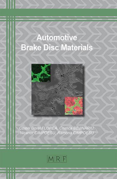 Automotive Brake Disc Materials PDF