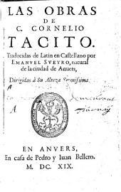 Las obras, traducidas de Latin en Castellano por Emanuel Sueyro