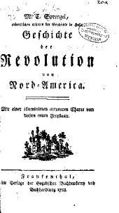 Geschichte der revolution von Nord-Amerika