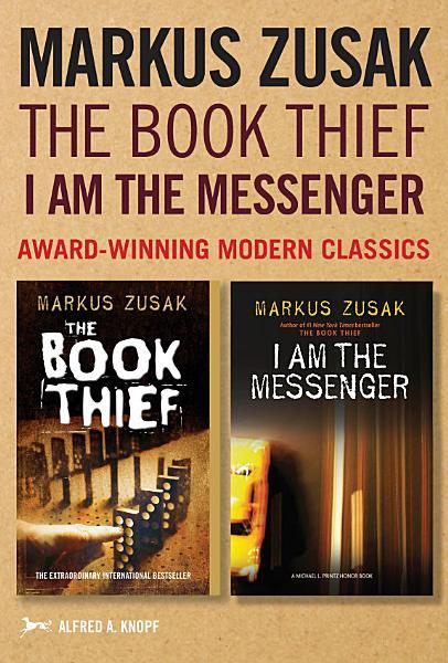 Download Markus Zusak  The Book Thief   I Am the Messenger Book
