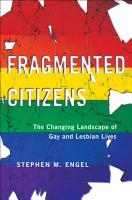 Fragmented Citizens PDF