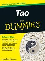 Tao f  r Dummies PDF