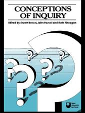 Conceptions of Inquiry