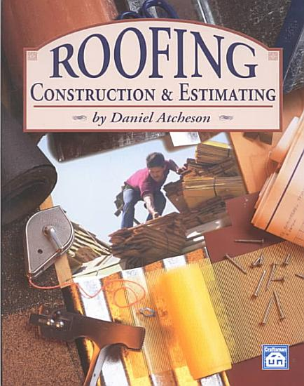 Roofing Construction   Estimating PDF