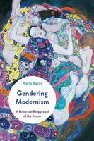 Gendering Modernism PDF